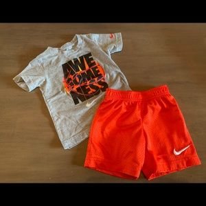 Nike Toddler Boys Outfit